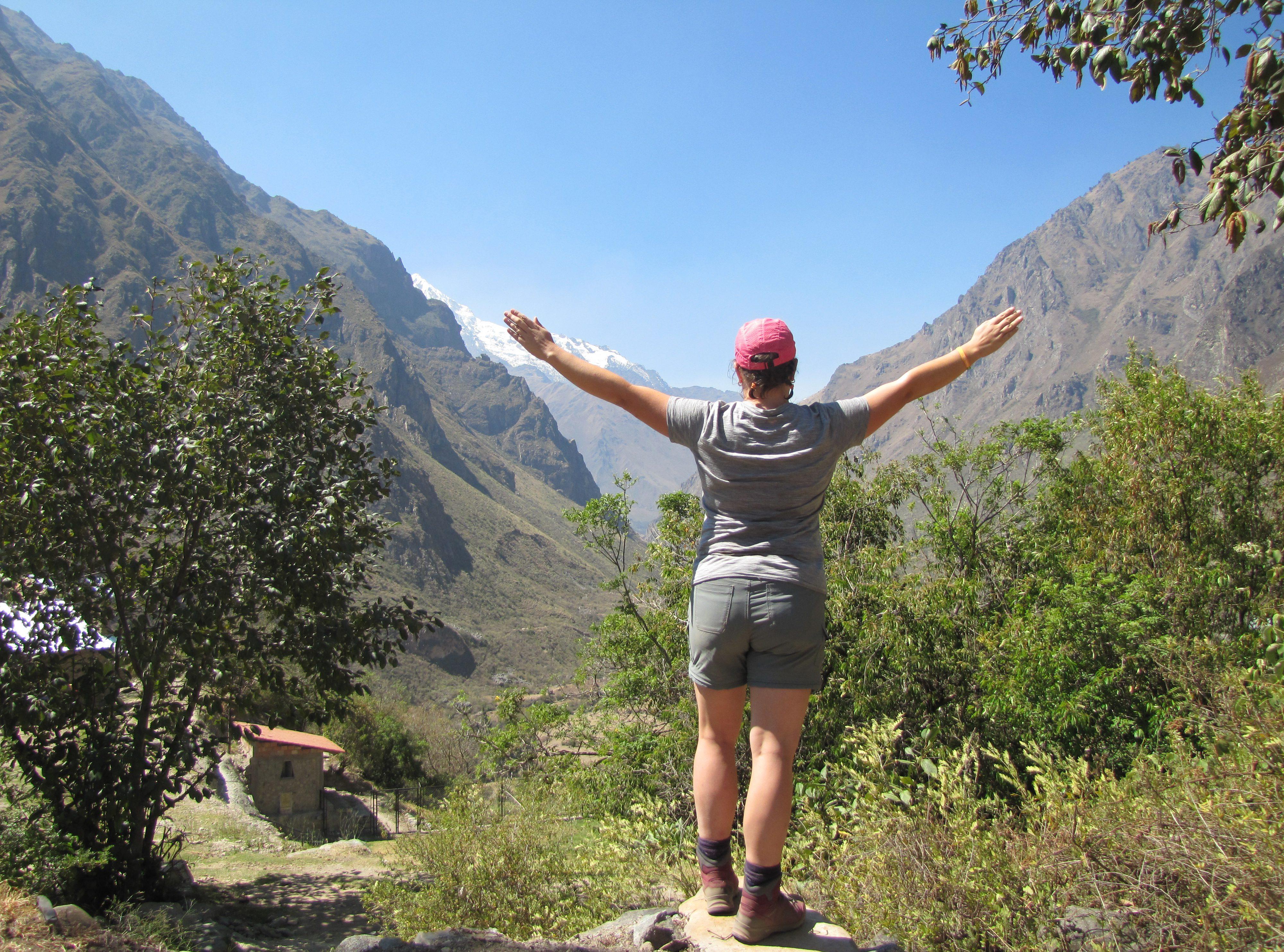 Ma conquête du Machu Picchu